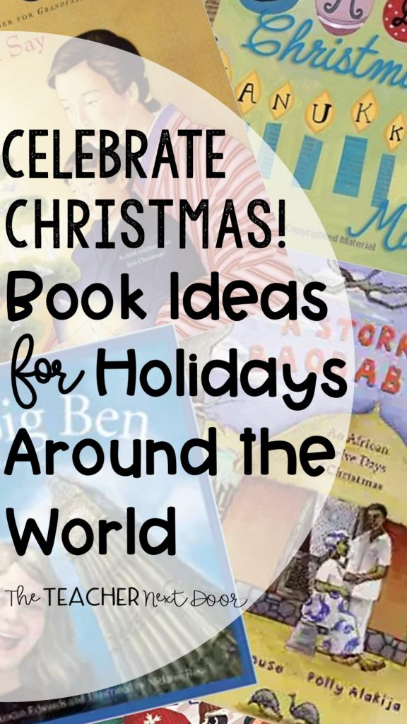 Christmas Books for Holidays Around the World