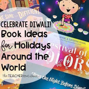 Diwali Books for Holidays Around the World