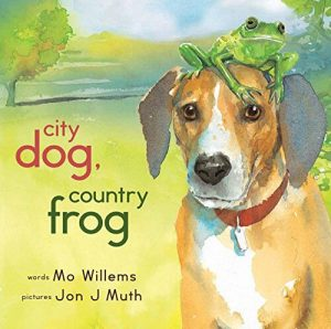 City Dog, Country Frog Mentor Text