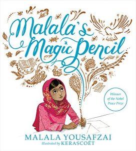 Malala's Magic Pencil Mentor Text