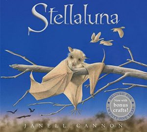 Stellaluna Mentor Text for Teaching Making Inferences