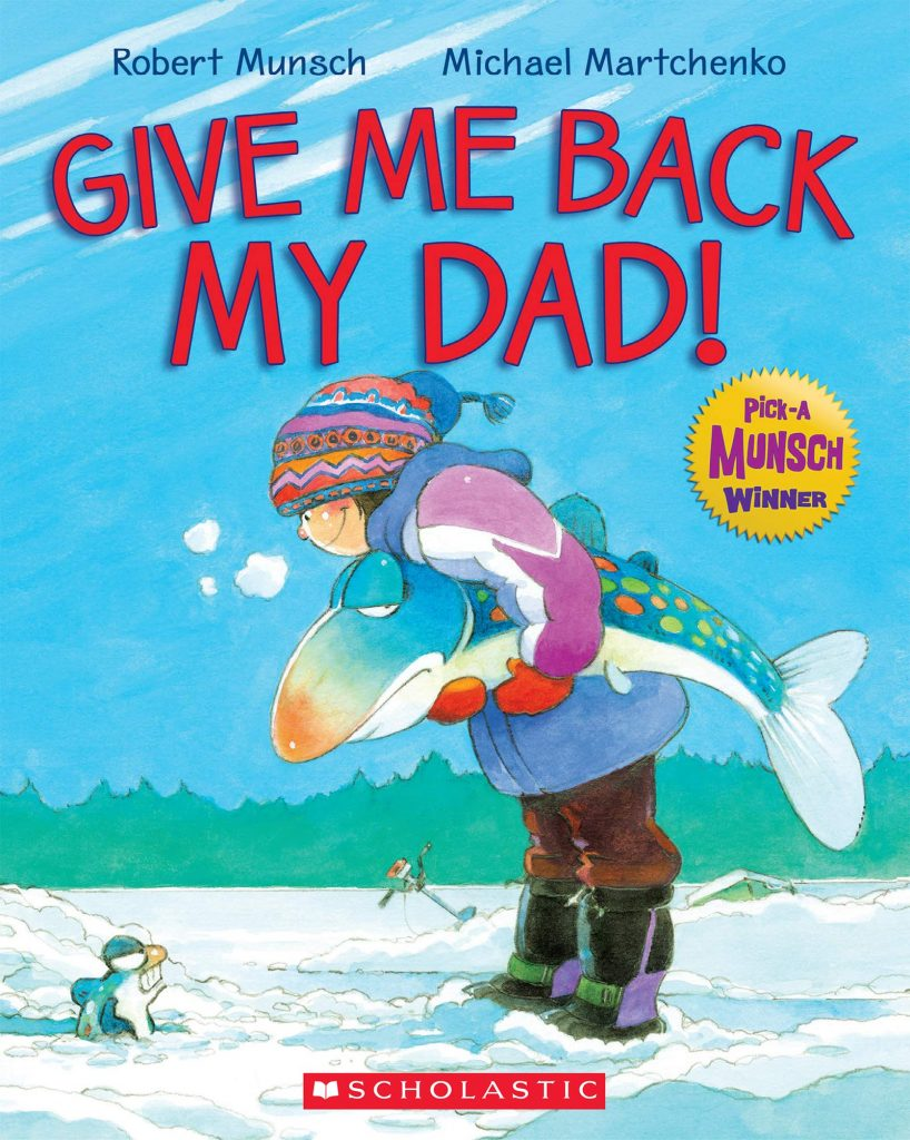 Give Me Back My Dad! Book Cover