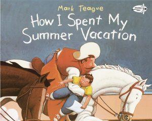 How I Spent My Summer Mentor Text