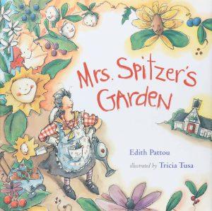 Mrs. Spritzer's Garden EOTY Book
