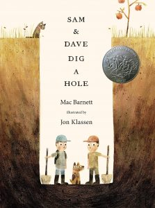 Sam and Dave Dig a Hole Mentor Text