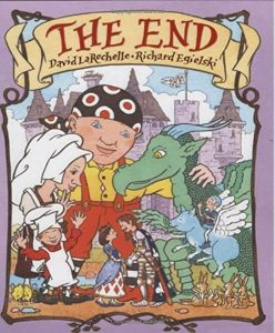 The End EOTY Book