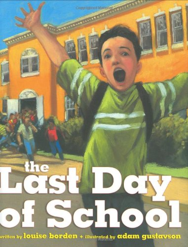 The Last Day of School Mentor Text