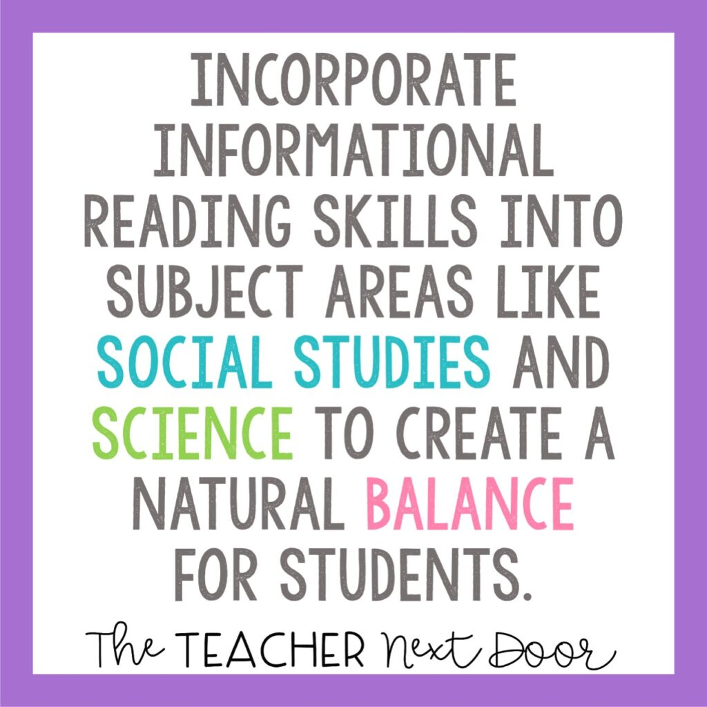 3 Effective Strategies to Use With Any Informational Text