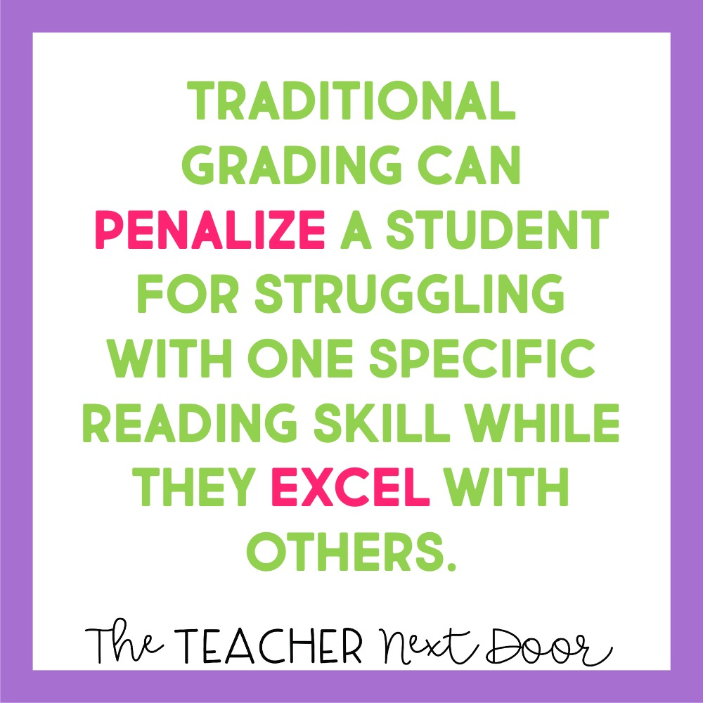 Traditional Grading Flaws